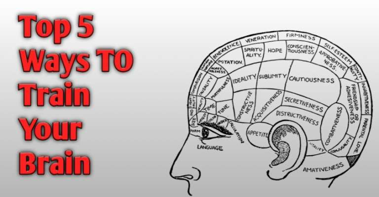 Top 5 ways to train your brain