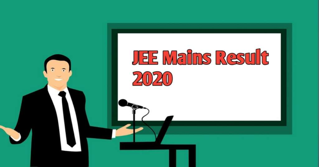 JEE Main Result 2020 declared Check the result and toppers list