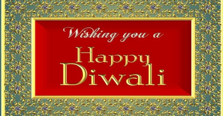 Diwali 2020 100+ Diwali Wishes, Diwali Greetings, Diwali Images