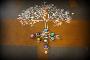 2020 Rangoli Design For Diwali & Diwali Decoration Ideas