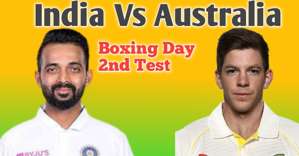 IndvsAus Boxing Day Test