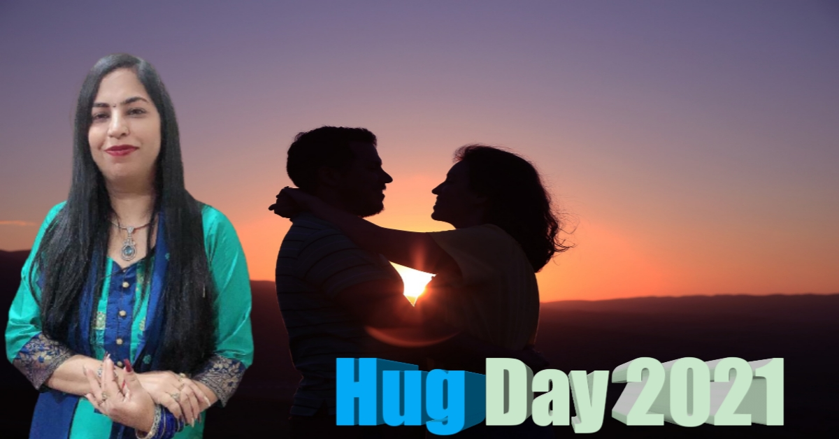 Hug Day Special Quotes - जादू की झप्पी का कमाल
