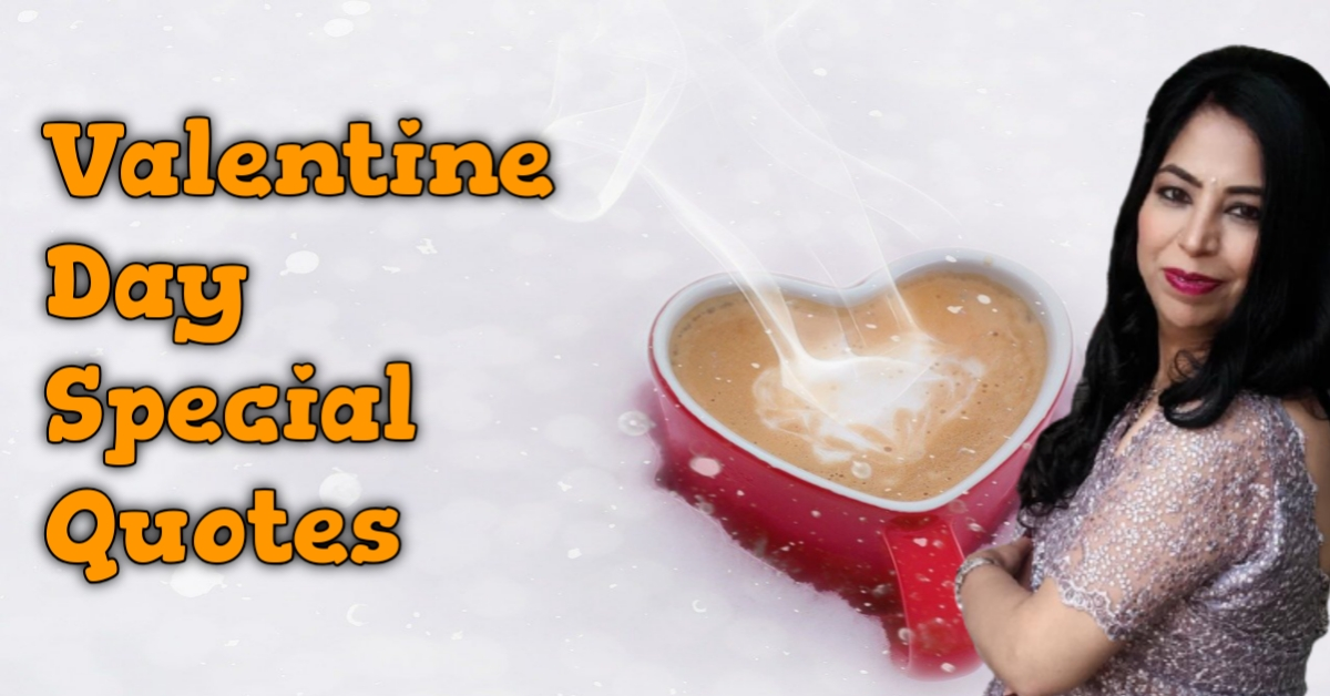 Valentine Day Celebration with Special Quotes Wishes